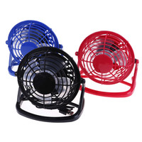 Wholesale mini pc cooling fan for sale - Group buy New Portable DC V Small Desk USB Cooler Cooling Fan USB Mini Fans Operation Super Mute Silent for PC Laptop Notebook