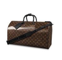 männer gürteltaschen großhandel-M43899 Bandouliere 50 Keepall Men Messenger Bags Schultertasche Totes Portfolio Aktentaschen Duffle Luggage