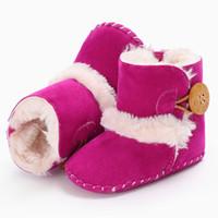 förderung golf großhandel-2020 Promotion Babyschuhe 11cm 12cm 13cm schwarz weiß, rosa, braun dunkelblau für Kinder Schuhe Online-Verkauf läuft