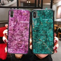 Wholesale hot iphone girl for sale – best 2019 HOT Women Girl Soft TPU Case Epoxy Marbling mobile phone case Marble smart phone back cover case for iPhone Xs Max Xr S
