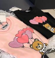 Wholesale girls t shirts resale online - 2020 Summer Children Clothing Boys girls T Shirt Cotton Dinosaur Short Sleeve T shirt Kid Boy Casual Cute kids T shirt