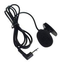 ingrosso sistema mic del cardino-1pcs professionale Microfono Wireless System Lavalier Lapel Mic Receiver + Trasmettitore per fotocamera Registratore DSLR Phone