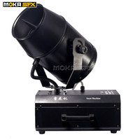 Wholesale head swing resale online - Swing Snow Machine Stage Effect W Moving Head Snow Maker Machine for Chrismas Theater