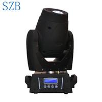 nachtclub bewegte scheinwerfer großhandel-SZB Professional 120W LED Moving Head Scheinwerfer für Stage Theater Disco Nightclub Party / SZB-MH120