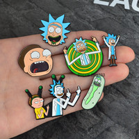 Wholesale cartoon pin brooch for sale - Group buy 1000 Different Models Classic Cartoon icons Style Enamel pin Genius mad scientist Badge Buttons Brooch Anime Lovers Denim Shirt Lapel pins