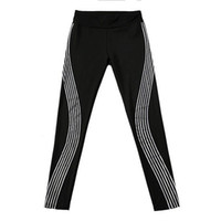 Wholesale sky yoga pants resale online - Women Sport Long Length Yoga Pants Breathable Hot Sell Slim Female Casual Fitness Skinny Pants S XL