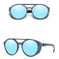 Wholesale hot trendy sunglasses for sale - Group buy Hot Sale Trendy Sunglasses For Women And Men Vintage Round Frame Designer Sunglasses Colors Glasses Shop