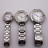 ingrosso orologio blu balloon-Top brand classico orologio blu pallone 42mm 35mm 28mm coppia di lusso orologio di lusso in acciaio inossidabile zaffiro orologio orologio al quarzo orologio