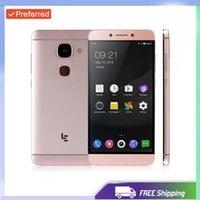 video video usb venda por atacado-Desbloqueado de fábrica Original LETV LeEco LE MAX 2 X820 X829 Telefones celulares 4G + 32GB 5.7 polegadas WQHD Smartphone 21MP Android Cell phone