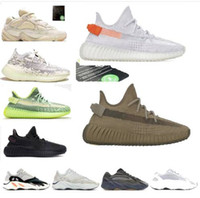 Wholesale gold cycling resale online - Earth army green tail light Triple Black Static With box v2 shoes wave mauve running shoes with stock x tag sports sneakers