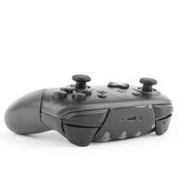 joysticks de nintendo al por mayor-Gamepad inalámbrico Controlador de joystick de juegos para la consola Nintendo Switch Pro Controladores de juegos Bluetooth con logotipo DHL gratuito