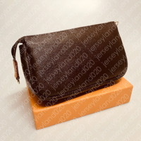 MINI POCHETTE ACCESSOIRES M51980 Womens Designer Fashion Clutch Evening Mini Handbag Bag Small Luxury Shoulder Handbag Phone purse Canvas