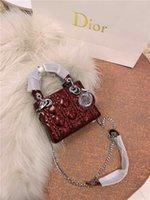 nouveaux sacs à cosmétiques achat en gros de-2019 Brand new exquis style Femmes De Mode Sac à bandoulière Femmes sutra Récréatif Seau Sac Classique Cosmétique Sac Rétro sac à main # 008