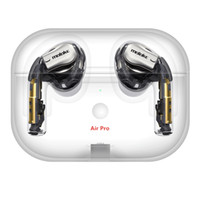 Wholesale noise canceling bluetooth earphones for sale - Group buy 2019 New Arrivel AirPro Air2 wireless Earphones Noise Canceling Bluetooth Headphones Working Series Number GPS Headsets Drop shipping