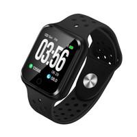 android smart uhren für männer großhandel-Bluetooth 4.0 S226 Smart Watch-Männer Pulsuhr Smartwatch für iphone samsung huawei ios android-telefon PK GT88 DZ09 KW18