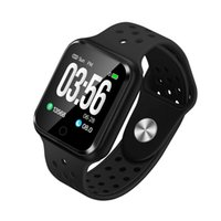 Wholesale heart rate watch bluetooth android online – Bluetooth S226 Smart Watch men Heart Rate Monitor Smartwatch for iphone samsung huawei ios Android phone PK GT88 DZ09 KW18