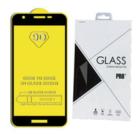Wholesale tempered glass samsung galaxy a8 online – Full Cover D D Tempered Glass Screen Protector AB Glue Edge to Edge FOR Samsung Galaxy A2 CORE M40 M50 S10E RETAIL PACKAGE
