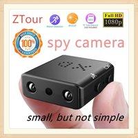 versteckter spion camcorder cmos groihandel-HD 1080P Mini Spion versteckter Kamera-Sicherheits-Camcorder Nachtsicht-Bewegung Detetion