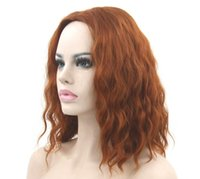 Wholesale black kinky hair wigs for sale - Group buy Top quality Black Long Kinky Curly Hair Cheap Synthetic Lace Front Wigs Baby Hair High Temperature Fiber Soft Lace Wigs For Black