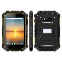 tablette schroff großhandel-Neue Ankunft UNIWA HV2 IP67 wasserdichter NFC 4G robuster Tablet PC 7 Zoll MTK8732 Quad Core 2 GB RAM / 16 GB ROM Android 4.4 Super Smart Tablet PC