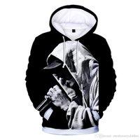 sudaderas con capucha eminem al por mayor-EMINEM 3D Designer Hombre Sudaderas Moda Eminem Imprimir Sudaderas con capucha Hommes Jerseys
