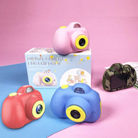 Wholesale Kids MP Zoom Camera Educational Toy Silicone Shell Anti Drop Shockproof Camera Gift Mini Camcorder for Year Old Boys and Girls