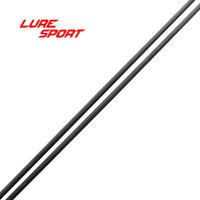 Wholesale paintings fish for sale - Group buy LureSport Solid carbon rod Tip blank cm no paint Rod building components Fishing Pole Repair DIY Accessories