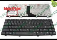 ingrosso tastiera nera hp pavilion-Nuova tastiera per notebook per HP Pavilion dv2000 DV2100 DV2200 DV2300 per Compaq Presario V3000 V3100 V3200 Black US - MP-05583US-4421