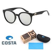 Wholesale sports sunglasses for sale - Group buy Oculos De Sol Feminino New Costa Fashion Retro Designer Super Round Circle Glasses Cat Eye Women s Sunglasses UV400 polarized Goggles