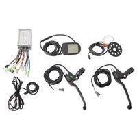 e bike achat en gros de-Kit de conversion de contrôleur de vélo électrique e système de contrôleur de vélo pour kit de moteur de moyeu 36V250W