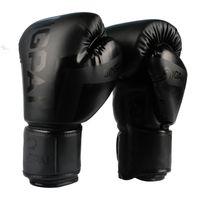 Wholesale sparring gear kids resale online - 6 oz Kids Women Men Boxing Gloves Sanda Sparring Muay Thai MMA Karate Punch Training Mitts Kickboxing Boxe De Luva DEO Y191202
