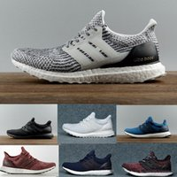 5b0a9cb249eb6 Wholesale ultra boost for sale - Ultra Boost Triple Black and White  Primeknit Oreo CNY Blue
