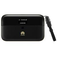 router wifi desbloqueado al por mayor-Desbloquee el HUAWEI E5885 / E5787 / E3276S / Aircard 7 WIFI PRO2 móvil con batería de banco de energía 6400mah y un puerto Ethernet RJ45 LAN E5885 Router