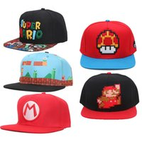 8251e605f1761b Game Super Mario Odyssey Cappy Hat Anime Bros Luigi Waluigi Wario Caps  baseball Soft Cosplay toys Halloween Props Adults Kids