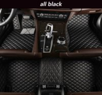 For BMW 3 Series F30 2013-2017 Floor Mats Non toxic and inodorous