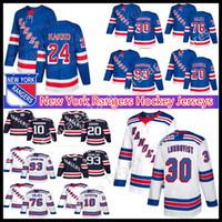 Wholesale zuccarello jerseys for sale - Group buy New York rangers jersey Artemi Panarin Kaapo Kakko Henrik Lundqvist Mats Zuccarello Brady Skjei Chris Kreider hockey jerseys