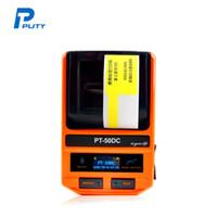 ingrosso stampante automatica-Stampante per etichette PUTY PT-50DC Completo automatico Bluetooth Macchina Wireless Wireless Thermal Label Label Suit per più occasioni