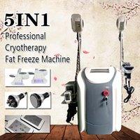 для похудения оптовых-2020 Zeltiq Cryolipolysis жира Морозильная Криотерапия для похудения Кавитация Rf машины жира Снижение Lipo машины лазерной