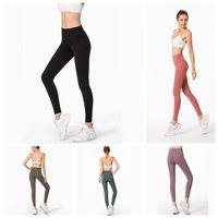 398d2e39d1e8ef Gym Yoga Leggings 8 Colors Sports Elastic Yoga Pants Compression Tights  Fitness Women Running Sportwear Trousers OOA6595