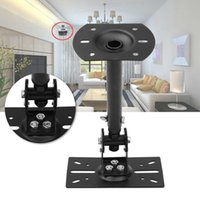 Wholesale cctv bracket mount for sale - Group buy Universal Metal Ceiling Arm Wall Mount Stand Bracket for Security CCTV IP Camera bracket Stable Stand Holder