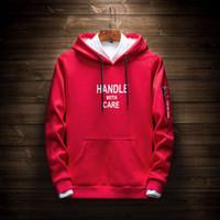 sweats à capuche eminem achat en gros de-Polaire Sweatshirt Eminem Imprimé Épaissir Pull Sweat Hommes Sportswear Vêtements De Mode Hiver Automne Hoodies À Capuche