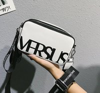 ingrosso messaggero sportivo-Designer Donne Messenger Bag Sport Style Shoulder Bag Lady Lettera spalla larga cinghia Piccolo Crossbody Borse Fashion Disco Girl Crossbody