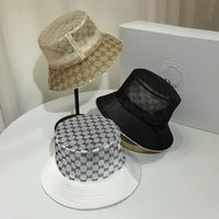 Wholesale diamond resorts for sale - Group buy New lace fisherman Hat female Korean version of joker water diamond overbrimmed hat summer thin GD hollow sun hat