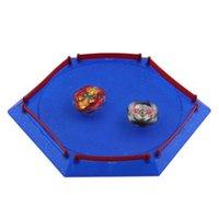 beyblade 4d l drago yok etmek toptan satış-28-31 cm Kalınlaşmış Poligon Patlama Gyro Rekabetçi Fighter Disk Ayrılabilir Savaş Gyro Oyuncaklar Çocuklar Için
