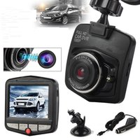 mini araç kameraları toptan satış-Mini Auto Car Dvr Kamera Full HD 1080 P Park Kaydedici Video Registrator Kamera Kara Kutu Çizgi Kam Araç Dvr