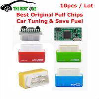 Wholesale car ecu chips for sale - Group buy Full Chips ECO Nitro OBD2 ECU Chip Tuning Box ECOOBD2 For Benzine Diesel Car Save Fuel NitroOBD2 More Power Torque