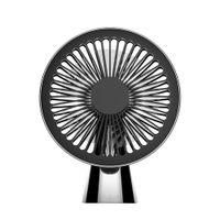 mini ventiladores 5v al por mayor-Nuevo 5V Mini portátil Super silencioso USB Mesa de escritorio Ventilador de oficina Hogar Refrigerador de aire eléctrico