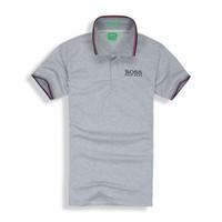 camisas formales de marca para hombres al por mayor-Diseñador de verano camisetas para los hombres tops tiger head carta bordado camiseta para hombre ropa marca manga corta camiseta mujer tops s-5xl