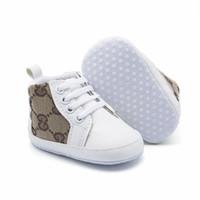 детские вязание крючком снежные сапоги оптовых-Детские Мальчики Дизайнерская обувь для продажи Cute Mocasins Унисекс Детские ходунки Первые Дизайнерская Обувь для младенцев Новорожденные идеи подарка Оптовая