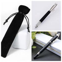 Free Shipping Promotional Price Roller Pen Crystal top School Office Suppliers High Quality Fountain Pen Top Quality Ballpoint pen LUXURY